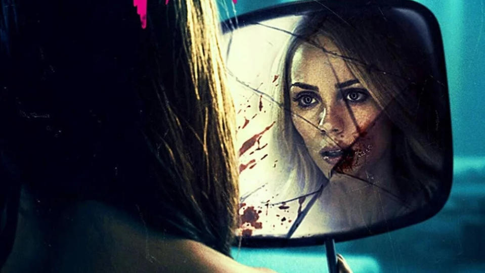 For a horror filmmaker, it doesn't get much tougher than remaking a David Cronenberg film. The Soska Sisters, however, have managed something truly special with <em>Rabid</em>, in which Cronenberg's stripped-down 1977 story becomes a full-throated examination of body image and the fashion industry. It's a bloody, terrifying tale with serious subtext lurking underneath its facial scars. (Credit: 101 Films)
