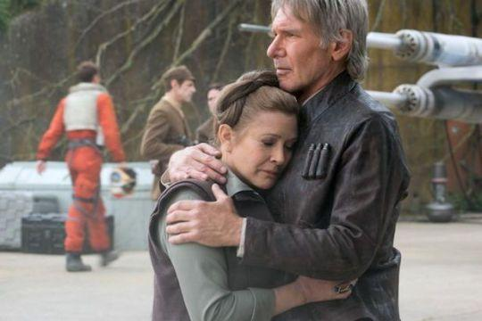 Screen icon Carrie Fisher dies following heart attack