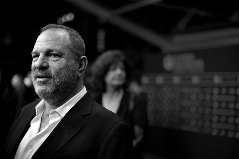 Harvey Weinstein attending a premiere in 2016. (Alexander Koerner via Getty Images)
