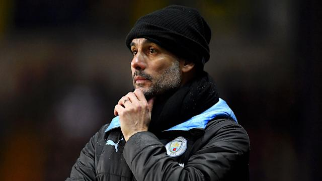 Manchester City are 14 points behind unbeaten Premier League leaders Liverpool as their hopes of a three-peat fade.