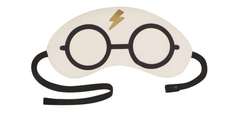 Eye Mask, £6Available in Hedwig, Luna Lovegood and Harry Potter