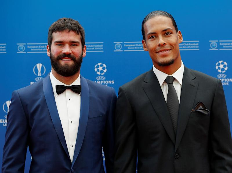 The Ballon d'Or shortlist is announced today: Getty