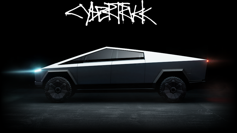 The Cybertruck is Tesla's attempt to transform the pick-up truck marketTesla