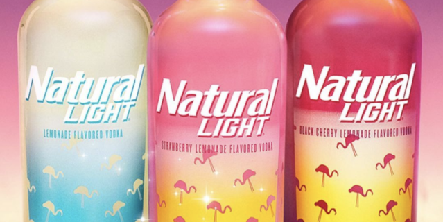 Natural Light Just Dropped A Line Of Lemonade Vodkas To Make Your Naturdays  Even Boozier