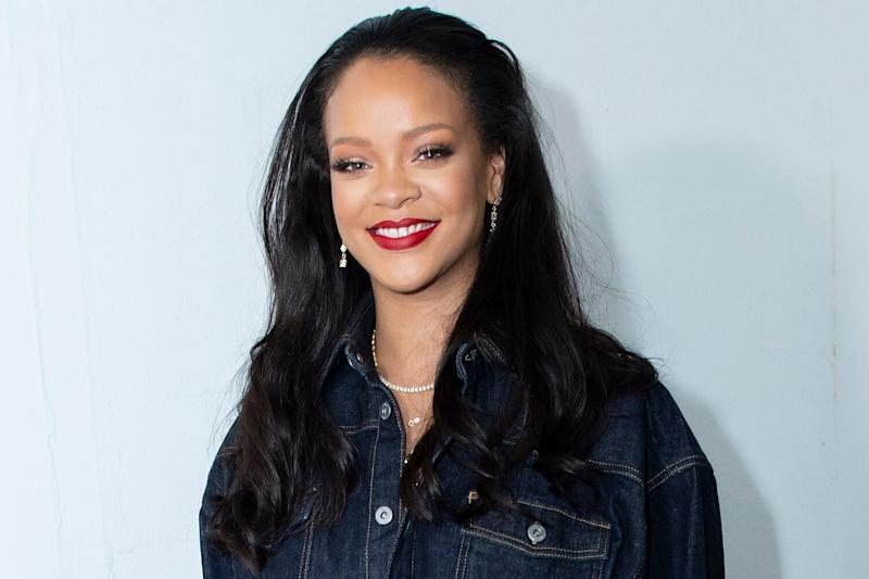 Rihanna 'healing quickly' following electric scooter accident