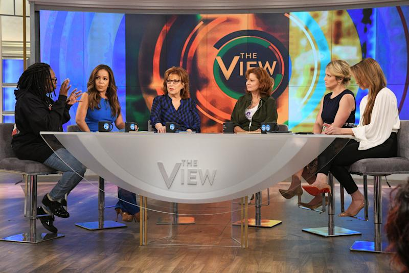 The View Traded Celebrity Gossip for Political Drama and Got a Ratings Boost