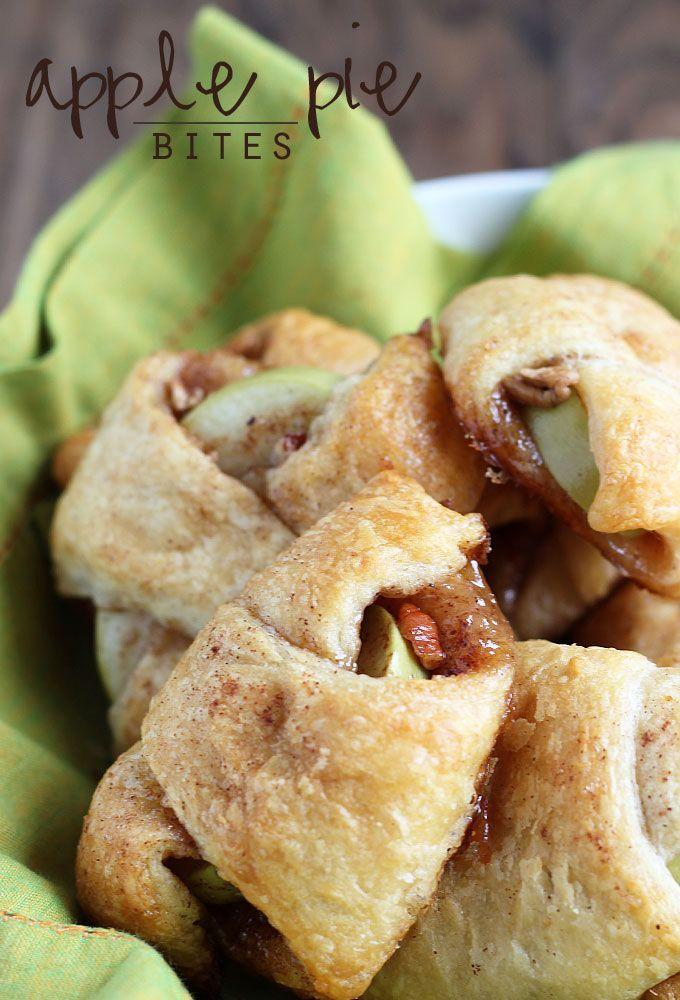 "<p>Don't want to eat a whole piece of pie? Just have a quick bite! </p><p><strong>Get the recipe at <a href=""http://theblondcook.com/apple-pie-bites/#_a5y_p=3046884"" rel=""nofollow noopener"" target=""_blank"" data-ylk=""slk:The Blond Cook"" class=""link rapid-noclick-resp"">The Blond Cook</a>. </strong></p>"