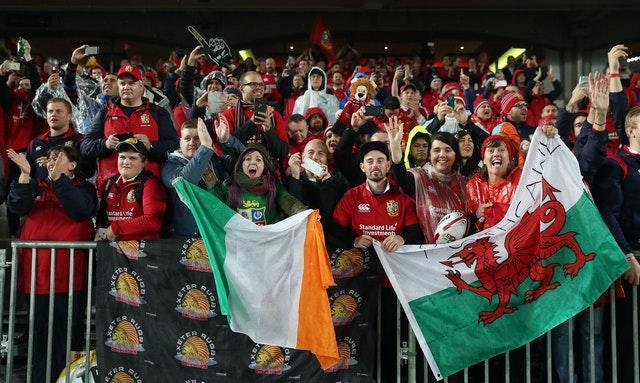 The Lions tour to South Africa could take place without their greatest asset - their fans
