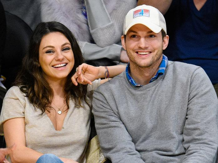 Ashton Kutcher 'would kill' Mila Kunis if she joined the Real Housewives