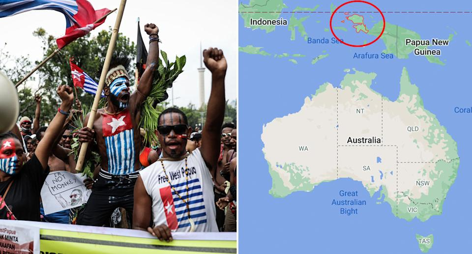 West Papuans want their freedom.