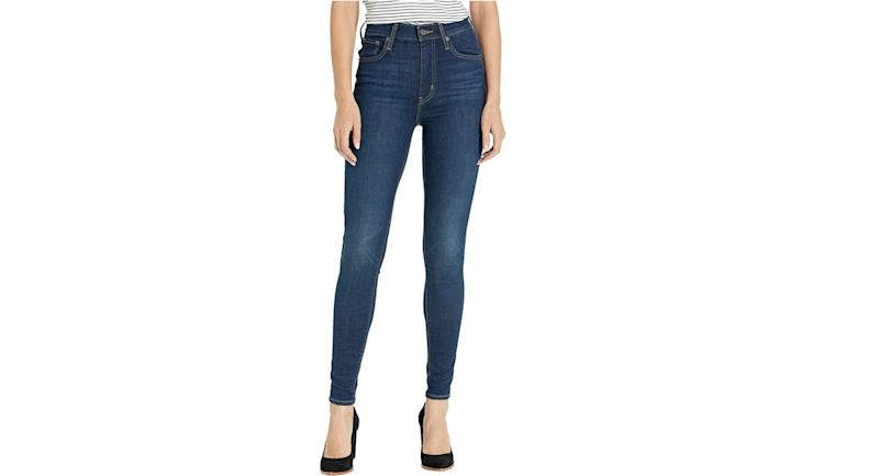Levi's Mile High Super Skinny Jeans (Photo: Amazon)