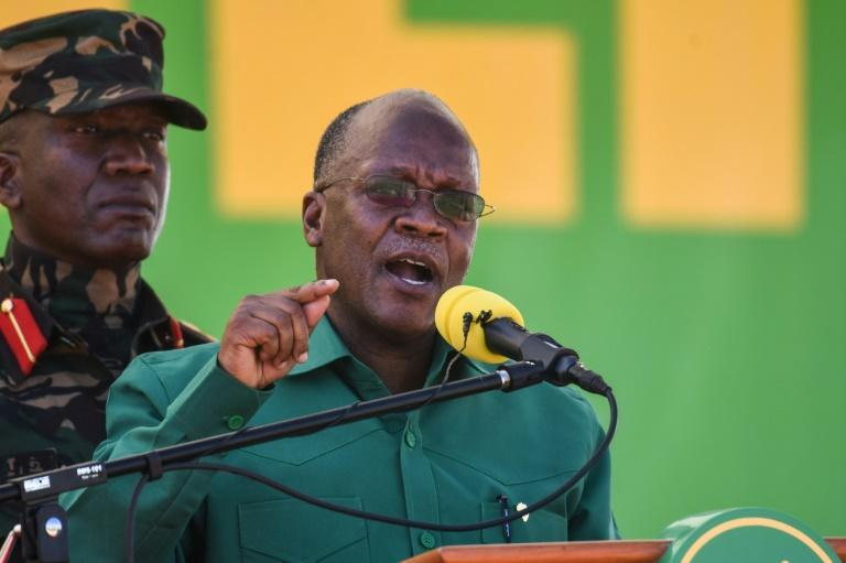The Tanzania opposition called for street protests after they said polls which overwhelmingly returned incumbent President John Magufuli to power were rigged