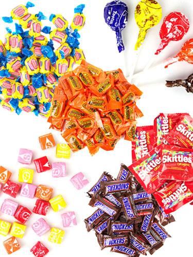 """<div class=""""caption-credit""""> Photo by: iStock</div><div class=""""caption-title"""">Tricks or Treats?</div>Of course you don't want to take candy completely out of the <a rel=""""nofollow"""" href=""""http://www.womansday.com/life/holidays/halloween-2012?link=emb&dom=yah_life&src=syn&con=blog_wd&mag=wdy"""" target="""""""">Halloween</a> equation-what fun would that be for your child?-but you may want to keep your costumed cutie away from treats that are truly horrible for her health. We've talked to nutritionists and dentists to reveal the 10 most cavity-causing, artery-clogging culprits, including some that only hit shelves for this haunted holiday. Read on to learn which candies to keep out of your munchkin's mouth and which tasty alternatives aren't as harmful. <br> <b><br> You Might Also Like: <br> <a rel=""""nofollow"""" href=""""http://www.womansday.com/health-fitness/conditions-diseases/bad-habits-that-are-good-for-you?link=badhabits&dom=yah_life&src=syn&con=blog_wd&mag=wdy"""" target="""""""">9 Bad Habits That Are Good For You</a> <br></b>"""