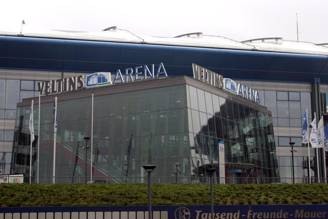 The Veltins Arena, home of Bundesliga side Schalke, will host two Europa League fixtures.