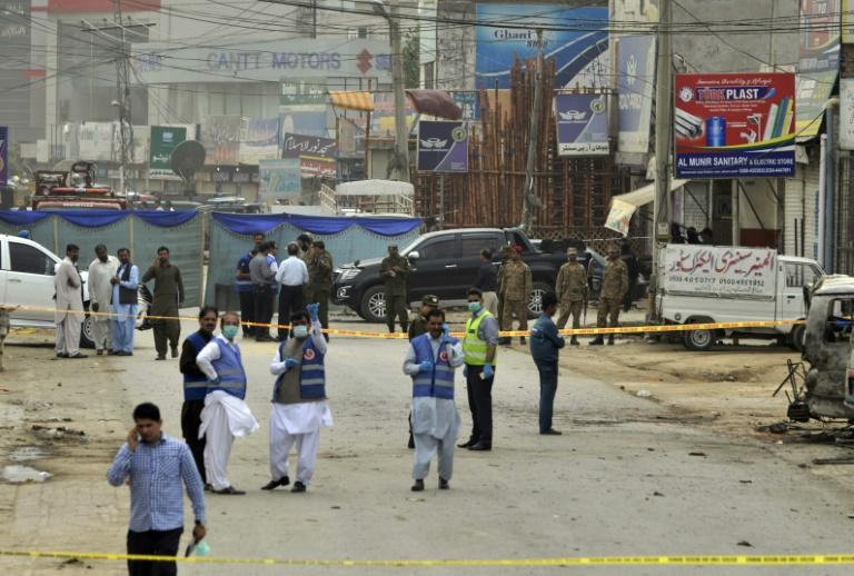 The umbrella Pakistani Taliban, or Tehreek-e-Taliban Pakistan (TTP), in a statement said it had carried out the Lahore attack Wednesday in revenge on security forces