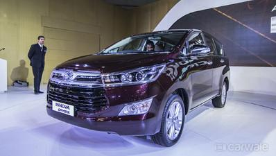 Toyota dealers accept Innova Crysta petrol bookings at Rs 1 lakh