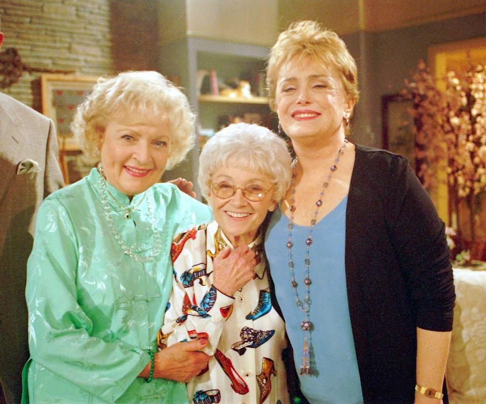 <p>Betty co-starred on the CBS sitcom, <em>Ladies Man</em>, for two seasons. While the show wasn't a particular hit, fans remember the series for reuniting three of the <em>Golden Girls</em> for an episode. </p>
