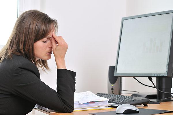 """<b>Eye Fatigue</b><br><br>With age come natural changes to the eyes, such as the muscles that control focusing becoming more rigid, and a general difficultly to see things up close. This combination of factors manifests itself in eye fatigue and a general feeling of overtiredness, especially for those who work on computers.<br><br>""""People may not even attribute it to their eyes,"""" says Dr. Daryan Angle, <a target=""""_blank"""" href=""""http://iris.ca/Home.html"""">IRIS Optometrist</a>. """"Often times they just feel tired and they think it may be something else but it's actually is the fact that the eye muscles aren't able to take the load of what you're looking at up close anymore because of natural aging changes.""""<br><br>Eye fatigue can easily be corrected with glasses, contact lenses or laser eye surgery. Taking frequent breaks if you're working in front of the computer can also help to relieve fatigue throughout the day."""