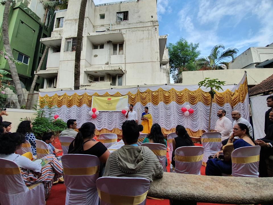 Tagey event at Bengaluru
