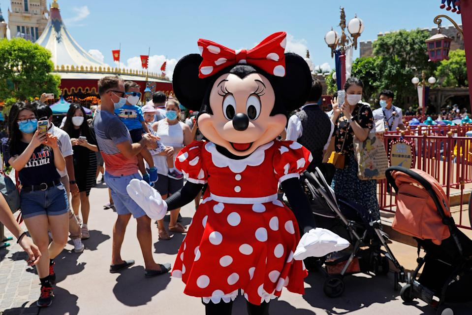 Hong Kong Disneyland said it will close again due to coronavirus, less than a month after Minnie Mouse welcomed guests back on June 18.