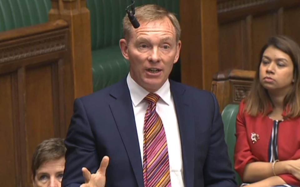 Chris Bryant is a former Labour minister - PA