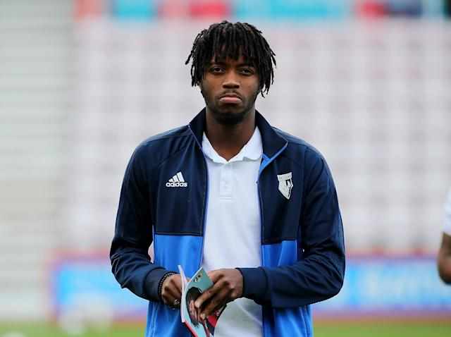 Watford midfielder Nathaniel Chalobah steps up recovery from knee injury