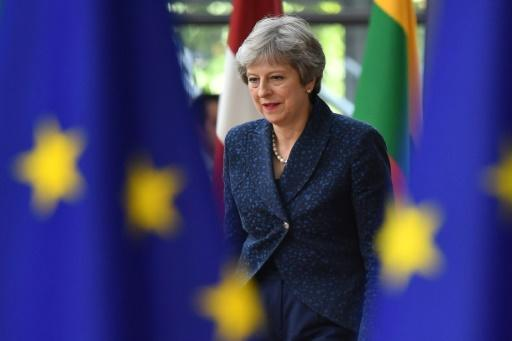 Can British Prime Minister Theresa May remain in power? Brussels is watching closely ahead of further Brexit negotiations