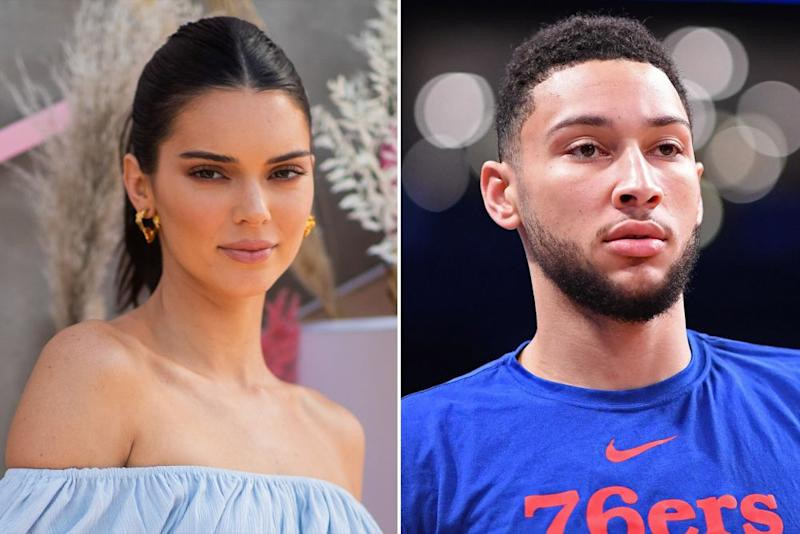 Kendall Jenner, Ben Simmons | Christian Vierig/Getty Images; Matteo Marchi/Getty Images