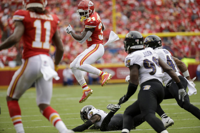 Chiefs-Ravens matchup features two winningest NFL teams