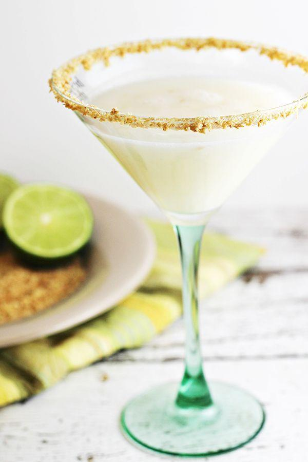 """<p>This tropical cocktail is bursting with flavor, thanks to vanilla vodka, coconut rum, cream of coconut, and graham cracker crumbs. In fact, it's so flavorful and indulgent that it could practically be considered dessert. </p><p>Get the recipe at <a href=""""https://homecookingmemories.com/coconut-key-lime-pie-martini/"""" rel=""""nofollow noopener"""" target=""""_blank"""" data-ylk=""""slk:Home Cooking Memories"""" class=""""link rapid-noclick-resp"""">Home Cooking Memories</a>. </p>"""