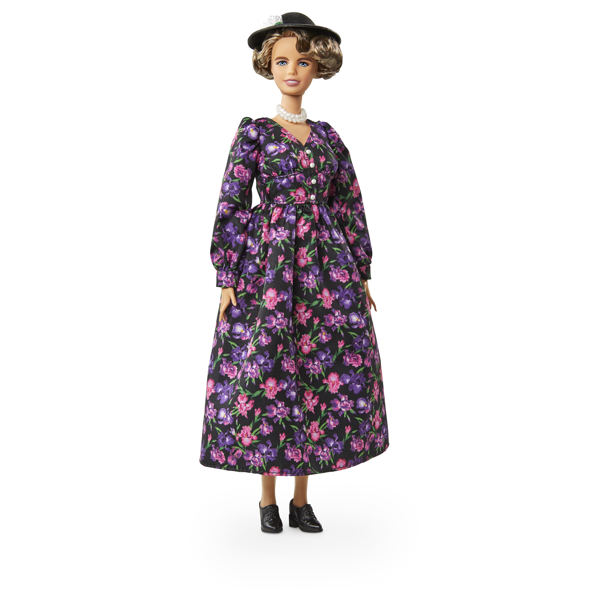 New Eleanor Roosevelt Barbie thrills historians: 'Any way you can capture children's attention in 2021' - Yahoo Lifestyle