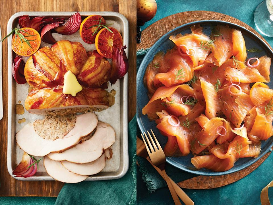 Cook up a feast to impress your guests this yearMorrisons