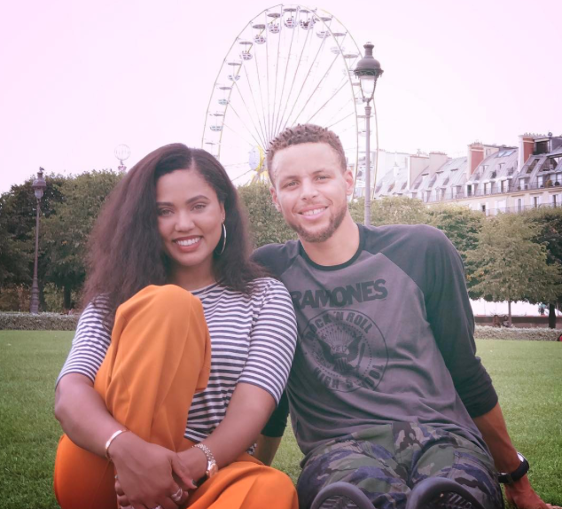 steph and ayesha curry are ending summer right with the