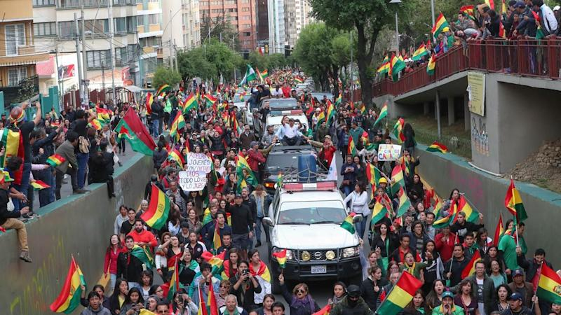 Bolivia's President Evo Morales has agreed to resign after pressure from the country's army