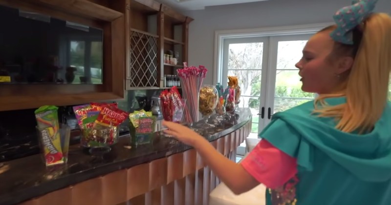 JoJo Siwa purchased her $5 million home in December 2019. Source: JoJo Siwa YouTube