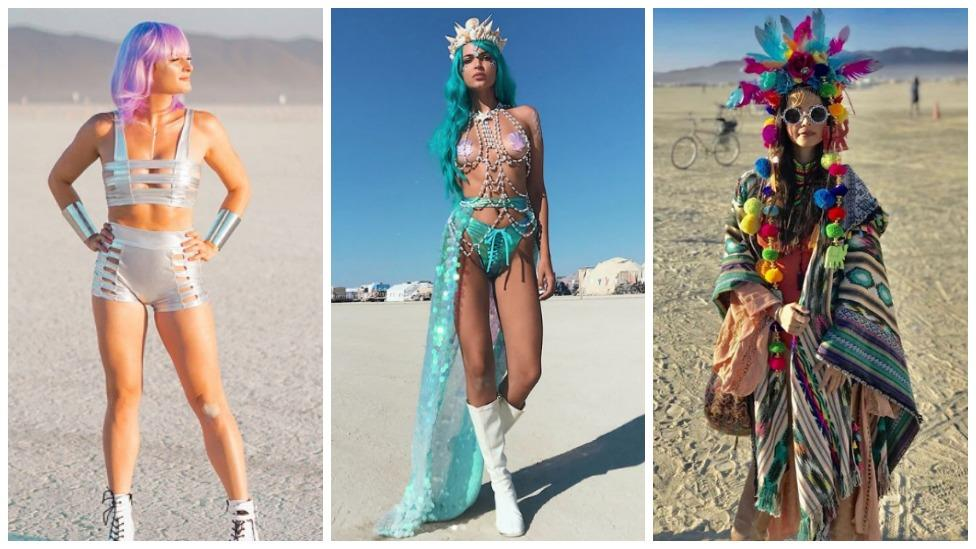 <p>Burning Man 2018 has just wrapped up and as a result our newsfeeds are being flooded with dreamy photos of desert life featuring the most incredible outfits.<br />Source: Instagram </p>