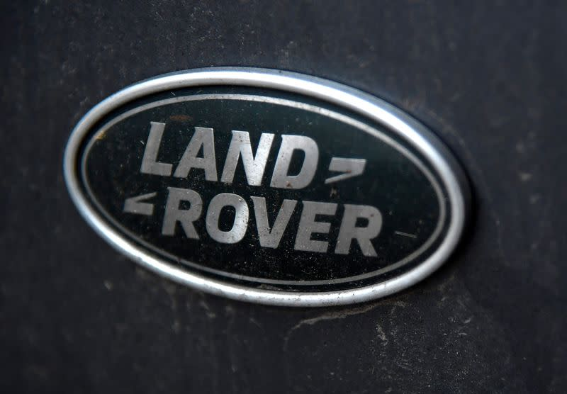Jaguar Land Rover to cut output at two UK factories