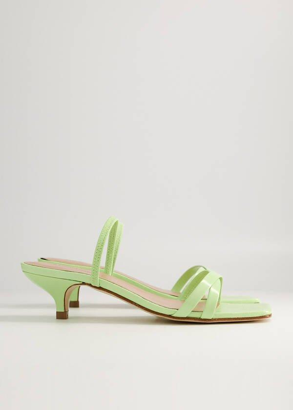 """<br> <br> <strong>Paloma Wool</strong> Ringo Sandal in Green Flour, $, available at <a href=""""https://go.skimresources.com/?id=30283X879131&url=https%3A%2F%2Fneedsupply.com%2Fringo-sandal-in-green-flour%2FWPF12911.html"""" rel=""""nofollow noopener"""" target=""""_blank"""" data-ylk=""""slk:Need Supply"""" class=""""link rapid-noclick-resp"""">Need Supply</a>"""