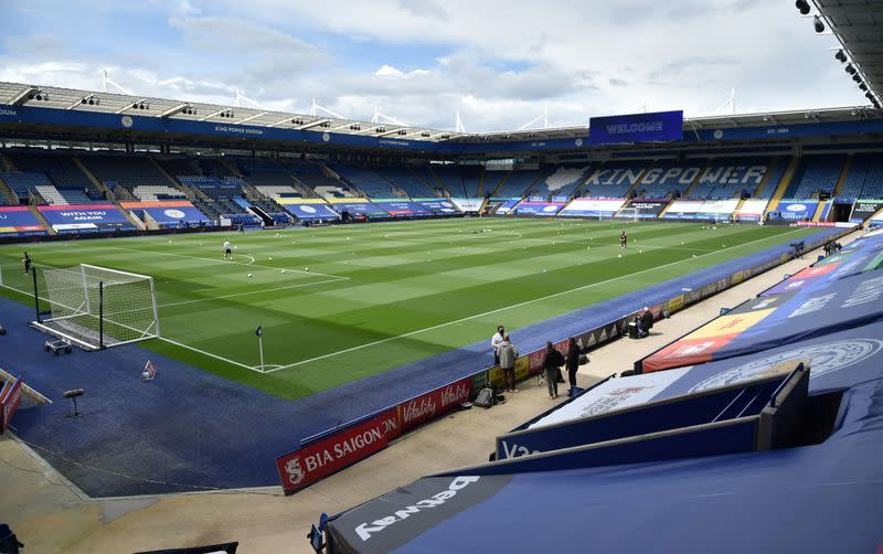 Leicester games to go ahead despite local lockdown