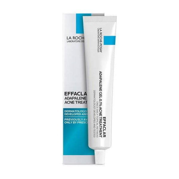 "<p>A dermatologist-tested retinoid acne treatment—that previously has only been available with a prescription—is now just a click away.</p> <p>Buy: $29.99; <a href=""https://www.laroche-posay.us/effaclar-adapalene-gel-0.1-acne-treatment-3606000527553.html"" target=""_blank"">laroche-posay.us</a></p>"