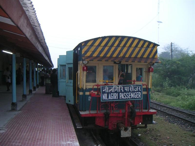On a cold morning, a crowd of people rush to board the 662SR Mettupalayam-Udhagamandalam (Nilagiri) Passenger.<br><b><br>PAWAN KOPPA</b> is an IT professional who is a full-time techie on weekdays while transforming into a railway fanatic on weekends. Most of his time has been spent in railway photography/ videography ever since he was associated with the IRFCA in May 2005.