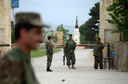 'More than 50' Afghan troops killed in attack: US military