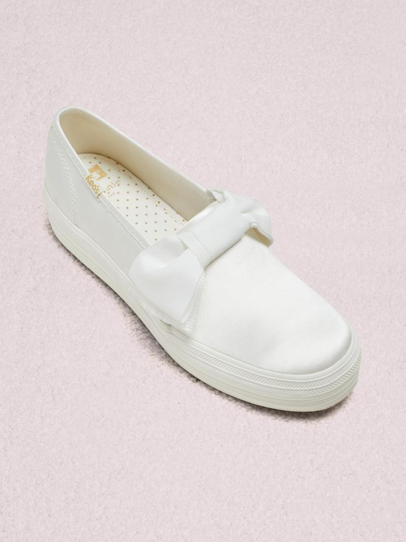 Bow sneakers by Keds x Kate Spade (Kate Spade)