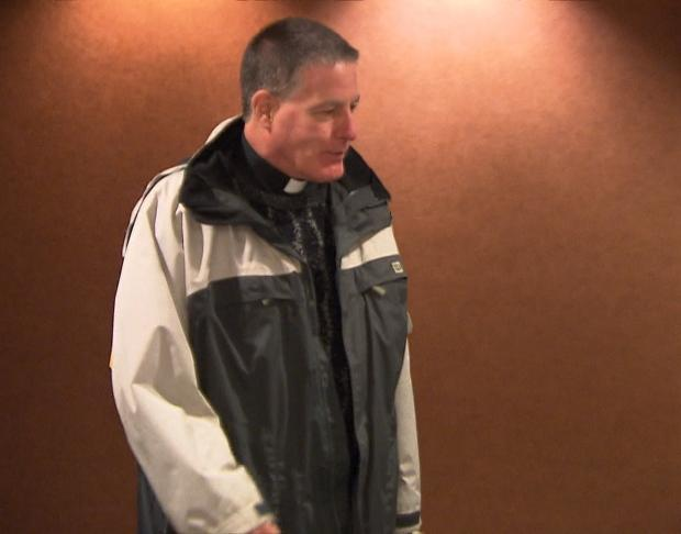 Fr. Brian Boucher was 'shocked' by sexual assault allegations, he testifies at his own trial