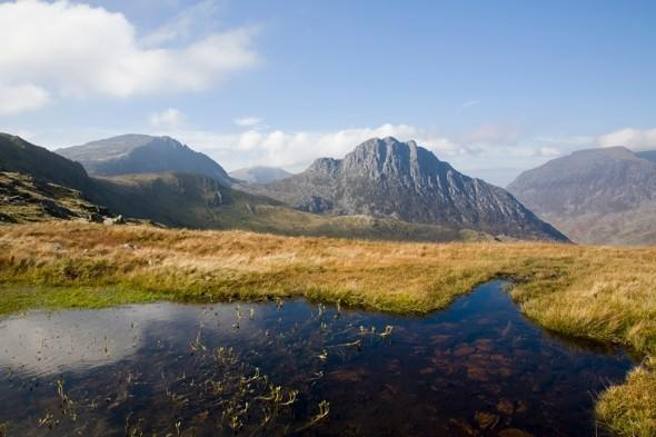Man rescued in Snowdonia after only having map of Scotland