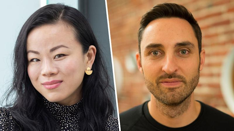 Susan Su, Sound Ventures, and Brian Balfour, Reforge