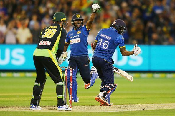 Sri Lanka will make a trip Down Under to face the Australians before the ICC T20 World Cup.