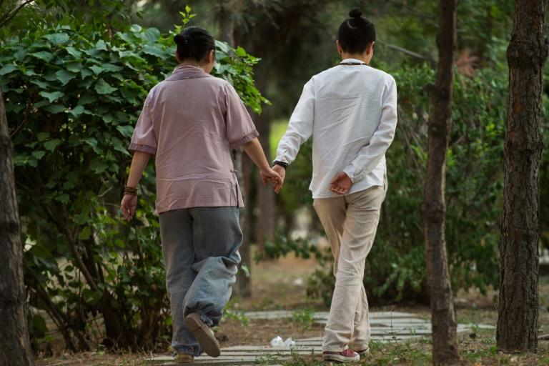 When Xiaoxiong and her lesbian lover wanted to hide their relationship from their parents, they decided to find men willing to marry them. They had a specific type in mind: Gay