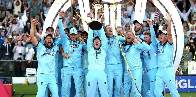 England's World Cup victory last year could mark the beginning of their domination, just like Australia's 1999 World Cup victory did for the latter.