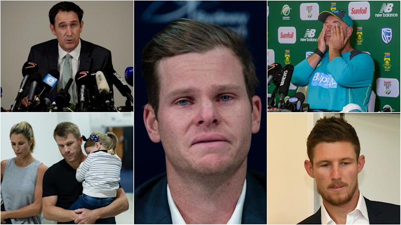 The Australia ball-tampering scandal: A timeline
